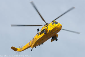 Royal Air Force Sea King (1)