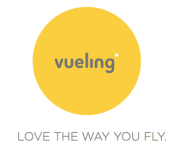 Vueling - Love the way you fly logo