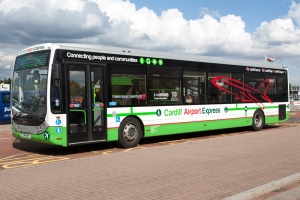 Cardiff Airport Express New