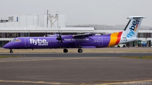 BE Q400 G-JEDW 28FEB15 - Phil Woods